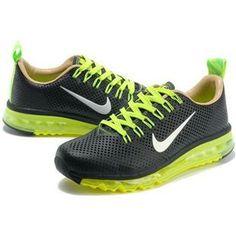http://www.asneakers4u.com/ Newest Air Max 2013 Mens Traniers Black Green sz40 44
