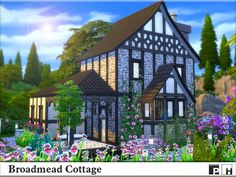 This little quaint cottage is ready for a couple of loner sim to move in straight away. The porch leads into the main house area, fantastic huge kitchen and dining area, and the perfect spot to...