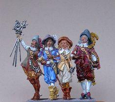 Voici le deuxième article consacré à d'Artagnan et aux Trois Mousquetaires, à travers les découvertes littéraires faites dans l'oeuvre de Courtilz de Sandras !