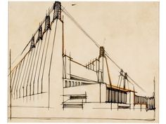 Centrale elettrica | Opere di Antonio Sant'Elia