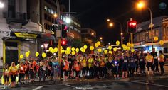 Walking Stars in Auckland CBD.        Walking Stars, Auckland 28 November 2015. ... 10  PHOTOS        ... Walking Stars, which is New Zealand's first night-time walking half marathon        More details:         http://softfern.com/NewsDtls.aspx?id=1055&catgry=7            #New Zealand event, #SoftFern News