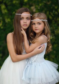Check out our Arts and Crafts products now~ Sister Poses, Kid Poses, Sibling Photos, Girl Photos, Sibling Photography, Children Photography, Ballet Poses, Sister Pictures, Girl Photo Shoots