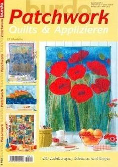 Znalezione obrazy dla zapytania burda patchwork quilts & applizieren Painting, Art, Scrappy Quilts, Painting Art, Paintings, Kunst, Paint, Draw, Art Education
