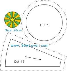 dresden plate quilt pattern