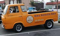 1965 Ford Econoline Pickup Truck | MAKE * Select Ford Chevrolet Mercury Oldsmobile Pontiac