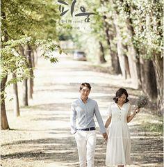 40 Korean Romantic Pre Wedding Theme Photoshoot Ideas10