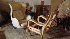 Sofa Furniture, Sofa Chair, Armchair, Furniture Design, High Back Chairs, Modern Sofa, Living Room Sofa, Creative Design, Sofas