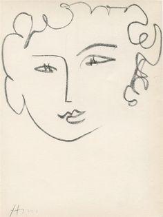 Henri Matisse lithograph | Pierre Matisse Gallery