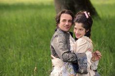 nicolas le floch et cheval | Nicolas Le Floch (Jérome Robart) et sa maîtresse, Aimée d'Arranet ...