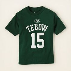 Tebow graphic tee