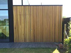 Houten berging door Woodproject