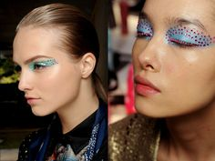 Paris Fashion Week 2013 Make Up | Dior Runway Make-up @ Paris Fashion Week S/S 2013 | Tommy Beauty Pro