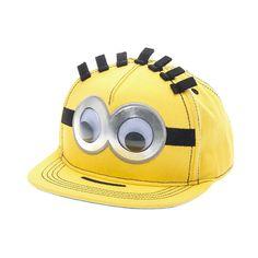 Minions Googly Eyed Cap