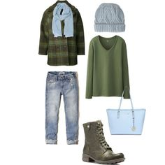 By Deranged Diva. A fashion look from February 2015 featuring Uniqlo t-shirts, MSGM coats and Hollister Co. jeans. Browse and shop related looks.