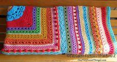 Afghan Crochet by Liz2006, via Flickr