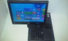 "Dell Latitude XT Tablet 12.1"" Tablet PC Win 8.1 Pro, 60GB HD, 1.33Ghz ,1GB Ram #Dell"