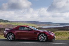 Aston Martin Vantage V12 Convertible. 2015 Aston Martin V12 Vantage S