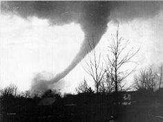 Super Outbreak - The 2nd largest tornado outbreak and the most violent tornado outbreak on record for a single 24 hour period