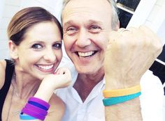 Buffy and Giles, Together Again! Sarah Michelle Gellar and Anthony Stewart Head Share Adorable Reunion Picture