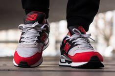 New Balance 530 - Red - Black - SneakerNews.com