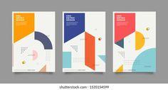Portfólio de fotos e imagens stock de Novendi Prasetya | Shutterstock Minimal Graphic Design, Graphic Design Templates, Graphic Design Posters, Graphic Design Typography, Print Templates, Online Presentation, Digital Art Tutorial, Slide Design, Brand Identity Design