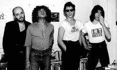 richard hell | Richard Hell and the Voidoids in 1977. Photograph: Roberta Bayley ...