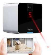 Petcube Interactive Wifi Pet Video Camera Wireless Monitoring Smartphone Cube