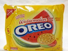 New Watermelon Oreo @ Target