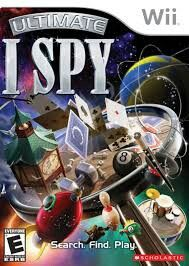 Beat this game love ispy