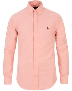 • Oxfordskjorta från Polo Ralph Lauren.• Slim fit, smal passform. • Oxfo...