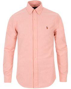 • Oxfordskjorta från Polo Ralph Lauren.• Slim fit, smal passform.• Oxfo...