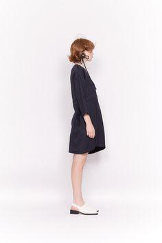 #Design #Alpha60 #Alpha60 Fashion Fashion Labels, Fashion Boutique, High Neck Dress, Winter, Unique, Shopping, Dresses, Design, Style