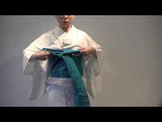 半幅レボリューション【くるみ角出し結び】 簡単!可愛い!おススメ! - YouTube Japanese Costume, Historical Clothing, Character Inspiration, Knots, Ruffle Blouse, Costumes, My Style, Outfit, Clothes