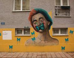 Street Art by Aybars Yücel