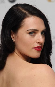 Katie McGrath would be excellent as Wonder Woman; she's got the attitude and definitely the look!