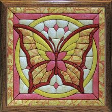 Spring Butterfly Quilt Magic