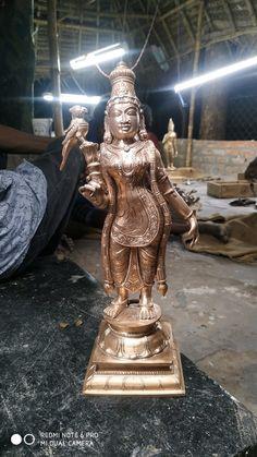 Saraswati Statue, Brass Statues, Hinduism, Buddha, Bronze, Art, Art Background, Kunst, Performing Arts