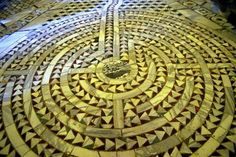 Labyrinth of San Vitale in Ravenna, Italy: Loyola University Chicago