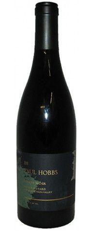 Paul Hobbs Hyde Vineyard Pinot Noir 2011