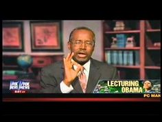 """Dr. Benjamin Carson: """"I Would Be Willing to Debate Anyone on the President's Team on Healthcare""""  This man is awesome!"""