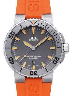 Oris Aquis Date 43mm 01 733 7653 4158-07 4 26 32EB