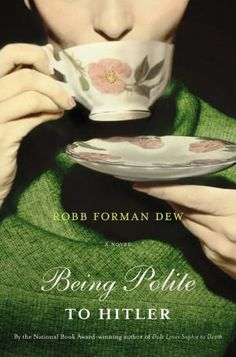 Being Polite to Hitler by Robb Forman Dew. The final book of the trilogy which begins with The Evidence Against Her. Set in Washburn, Ohio, the novels cover the lives of the Scofield family.  Being Polite to Hitler ends the trilogy and is set between 1953 and 1973 and describes how Alice and the family deal with polio scares, the space race and civil rights changes.