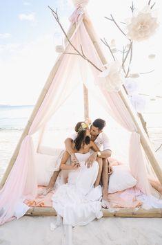 Gab Valenciano Boracay Wedding | Philippines Wedding Blog