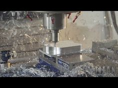 Pushing CNC Machine Speeds to the Limit - YouTube