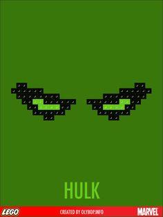superheros lego hulk Hulk Funny, Lego Hulk, Hulk Avengers, Lego For Kids, Superhero Party, Kids Decor, Legos, Party Planning, Dc Comics