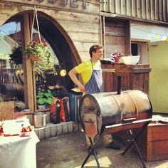 The Russet restaurant - Hackney Downs