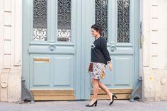 Look L'atelier d'al blog mode Paris www.latelierdal.com