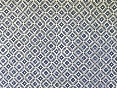 Tissu shweshwe Indigo - Da Gama - 100% coton - 50cms - Afrique du Sud by MathildeAndCo on Etsy