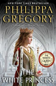 The White Princess (Cousins' War) by Philippa Gregory,http://www.amazon.com/dp/145162610X/ref=cm_sw_r_pi_dp_jEEhtb005366RDA8