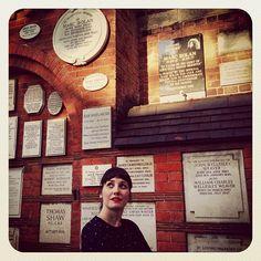 Marc Bolan - Golders Green Crematorium - 2013 <3